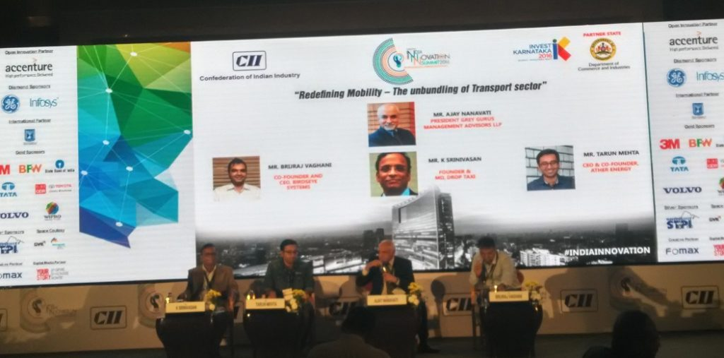 Session on Innovation in the Transport Sector_1
