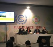 """Summary of Side Event """"Structuring New Markets Linked to Climate Change: South-South Business Models for After the COP22"""""""