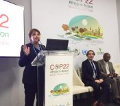 The Bridge Tank at COP22 : Programme of our Side-Events