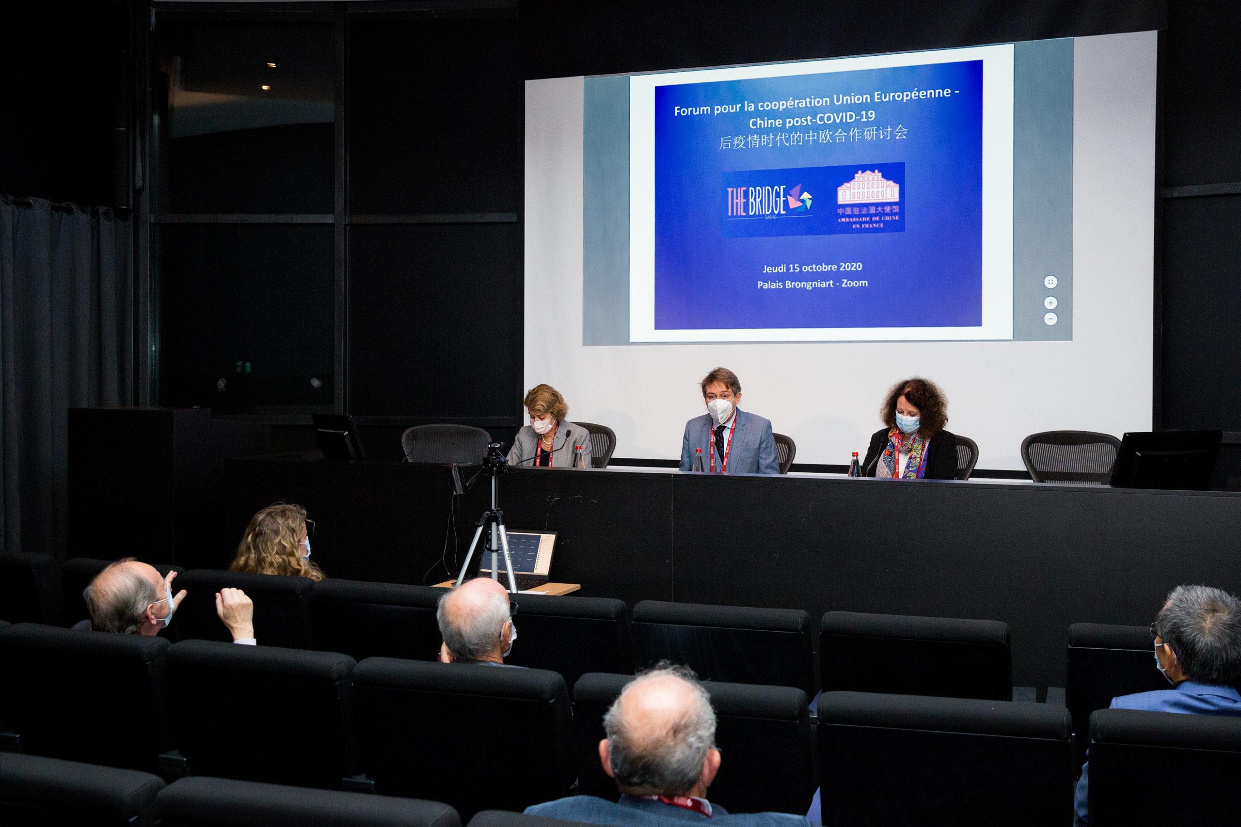 Forum pour la coopération UE-Chine post-Covid-19 – Session d'Introduction