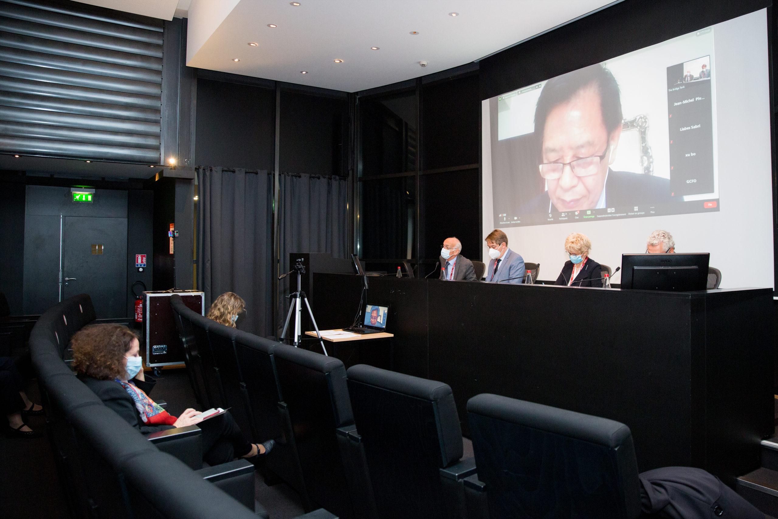 Quelle vision pour une gouvernance mondiale innovante, plurielle, inclusive ?