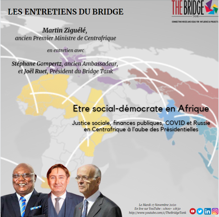 Conference: being a social democrat in Africa