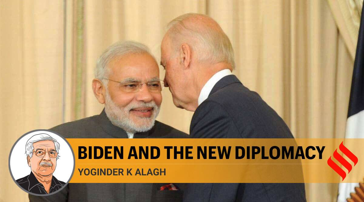 Biden and the new diplomacy: India will need to recalibrate its strategy to suit changing global realities