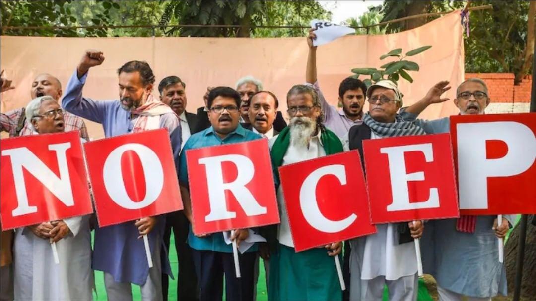 L'accord RCEP et l'Inde