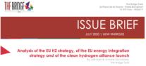 Analysing EU's Hydrogen strategy