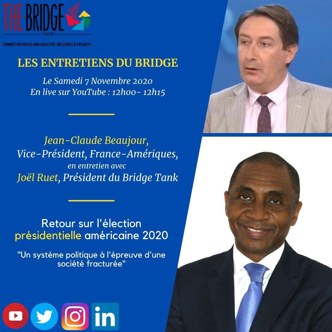 The Bridge Talks: 2020 US election