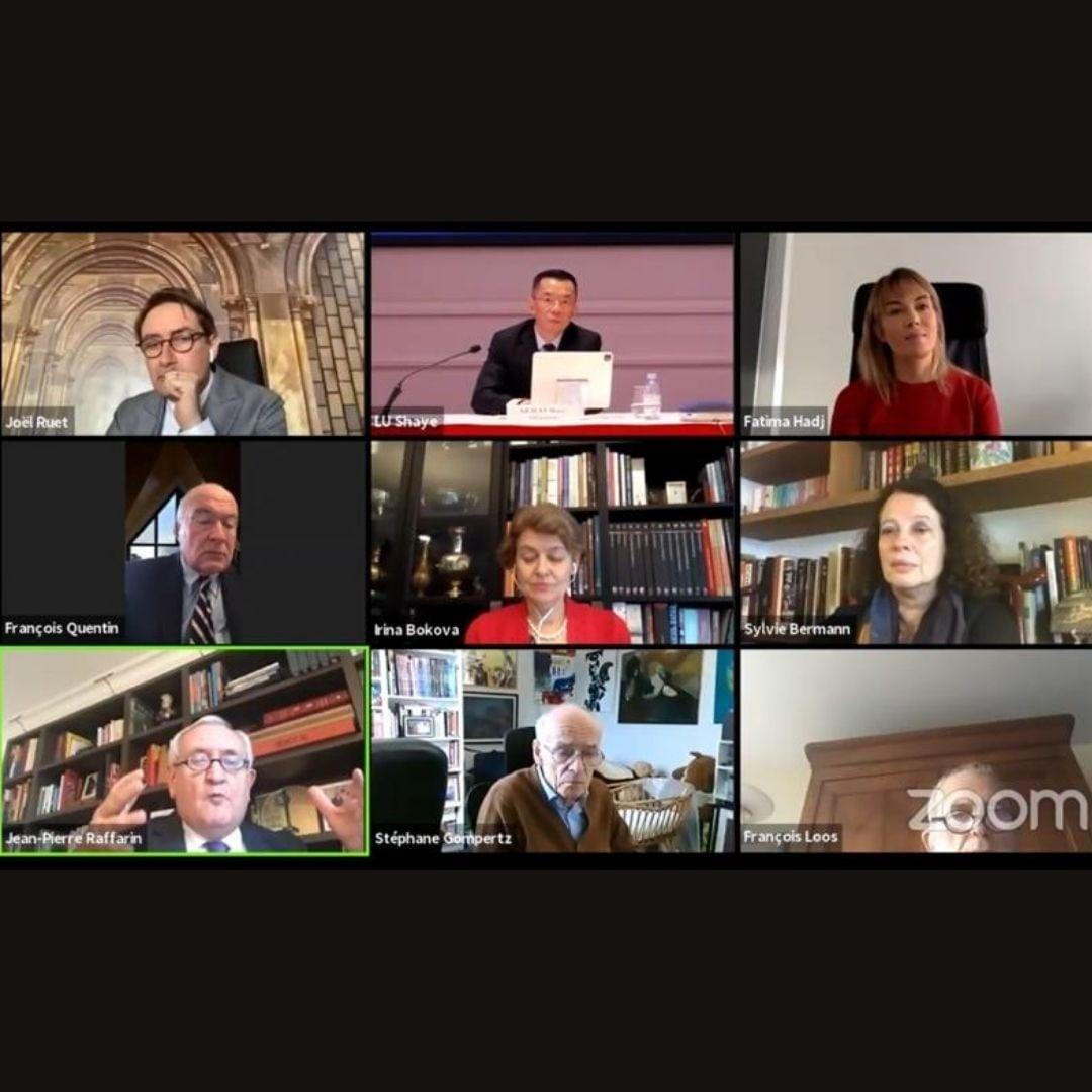 EU-China Online Cooperation Forum 2021