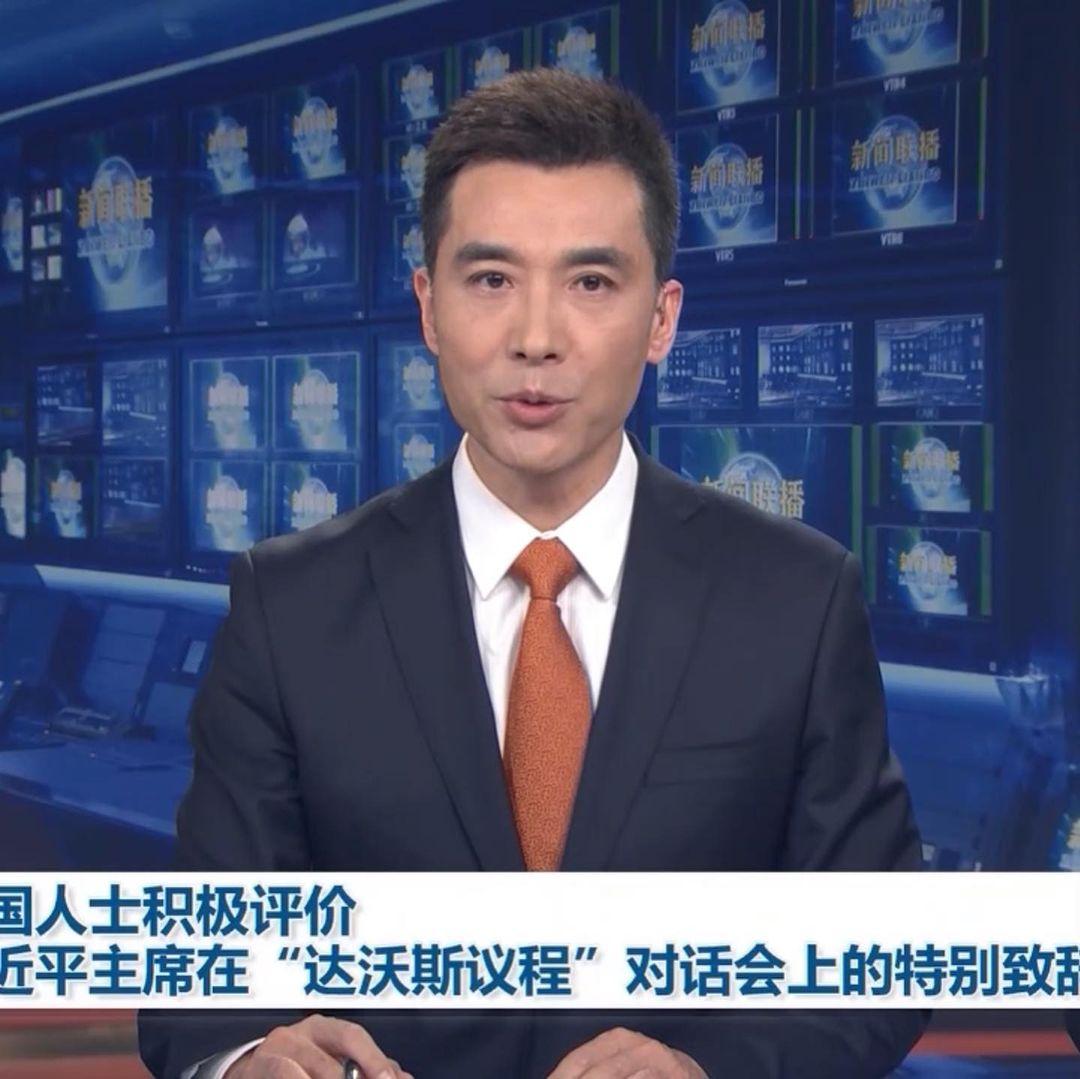 Interview with Joël Ruet President of the Bridge Tank on CCTV- China News